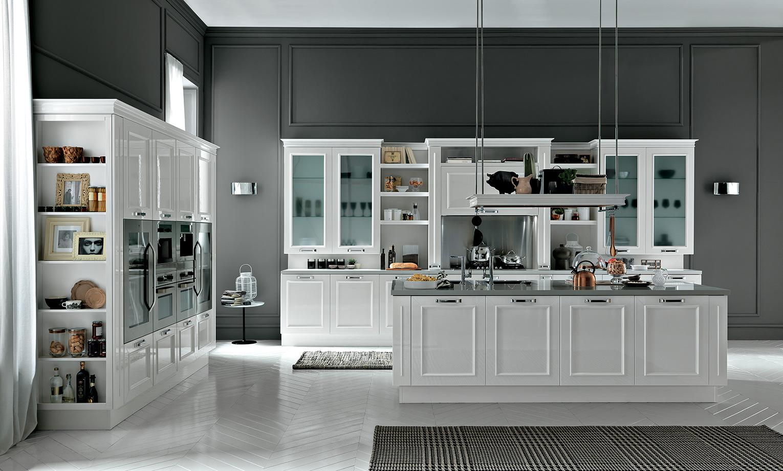 Romantica cucina Febal Lecce - Febal Casa Lecce