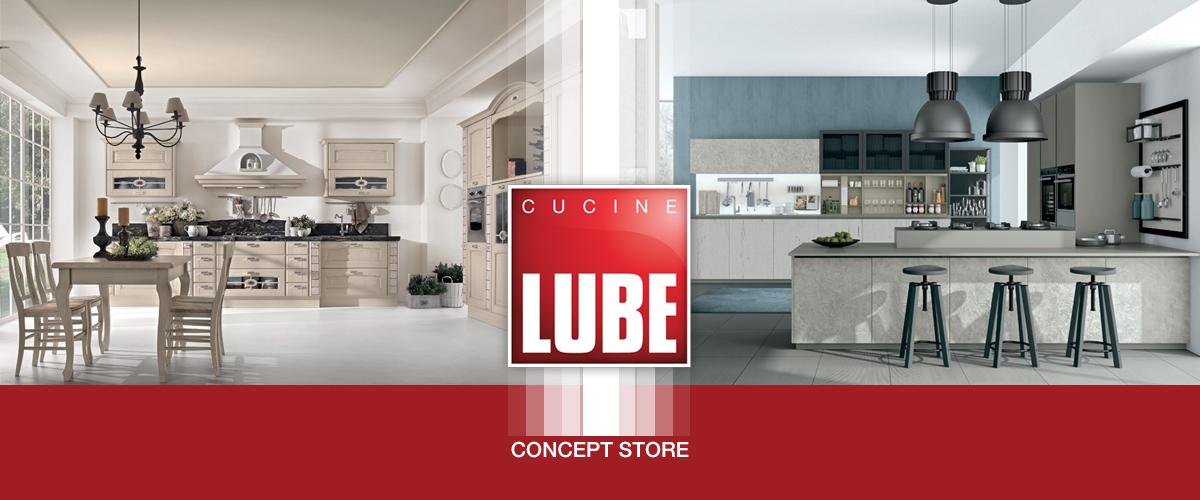 Concept Store Lube Lecce Casarano
