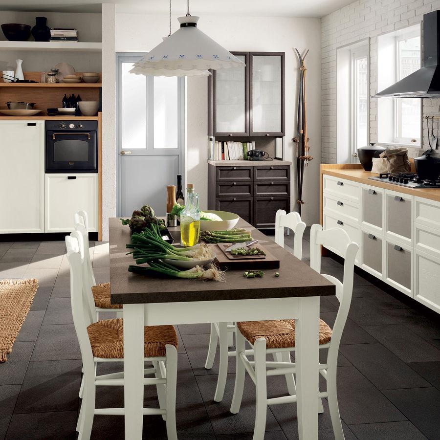 Beautiful Cucina Atelier Scavolini Contemporary - Ridgewayng.com ...
