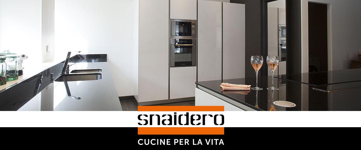 CUCINE SNAIDERO - Abitare Pesolino Lecce