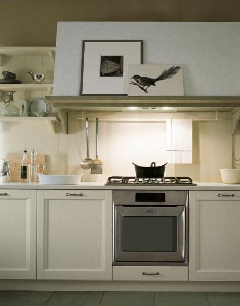 Cucina classica con sala da pranzo nuovo mondo n0 for Cucina con sala da pranzo