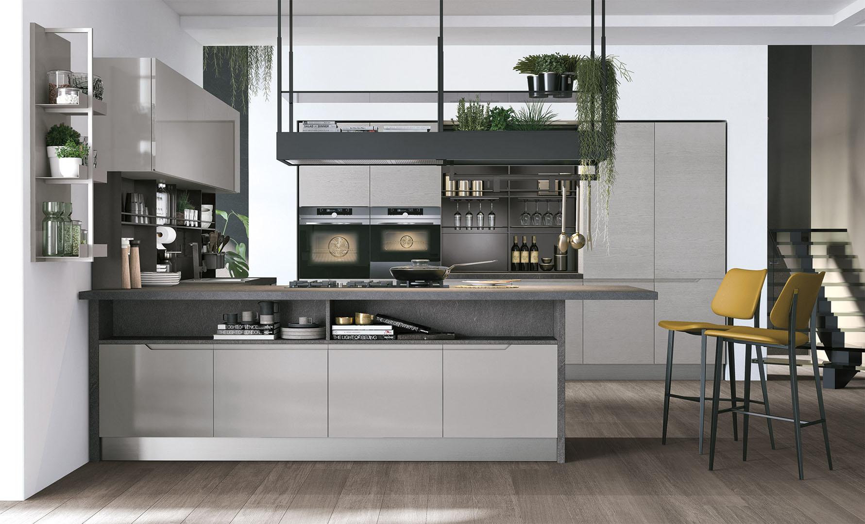 cucina lube moderna luna