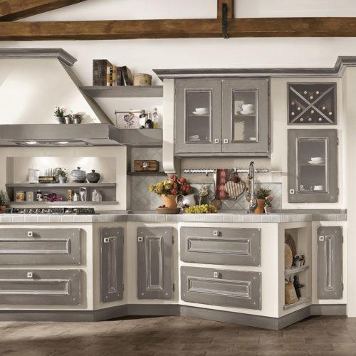 Cucina Beatrice Lube Collezione Borgo Antico 1