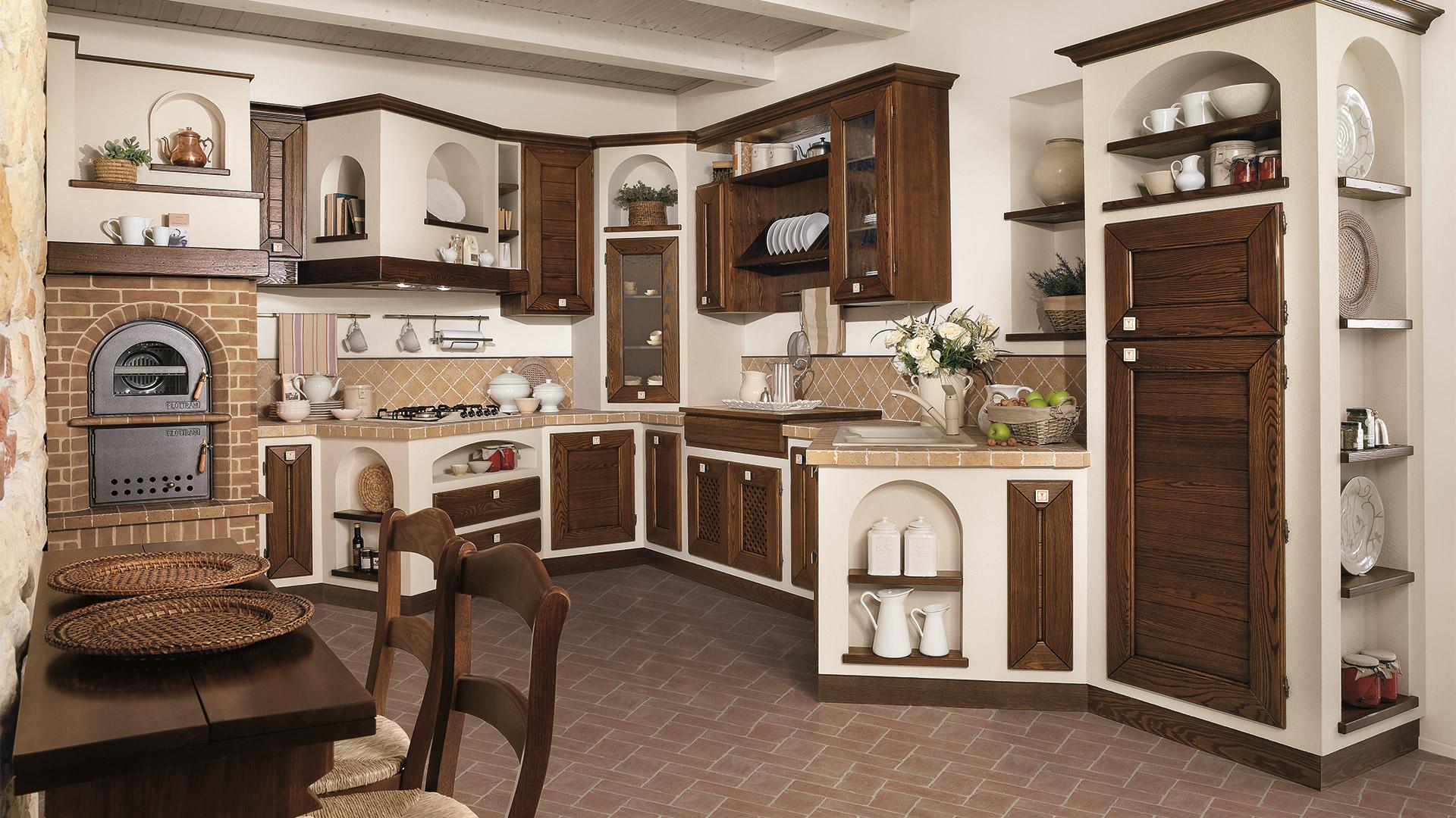 Cucina Luisa Lube Collazione Borgo Antico