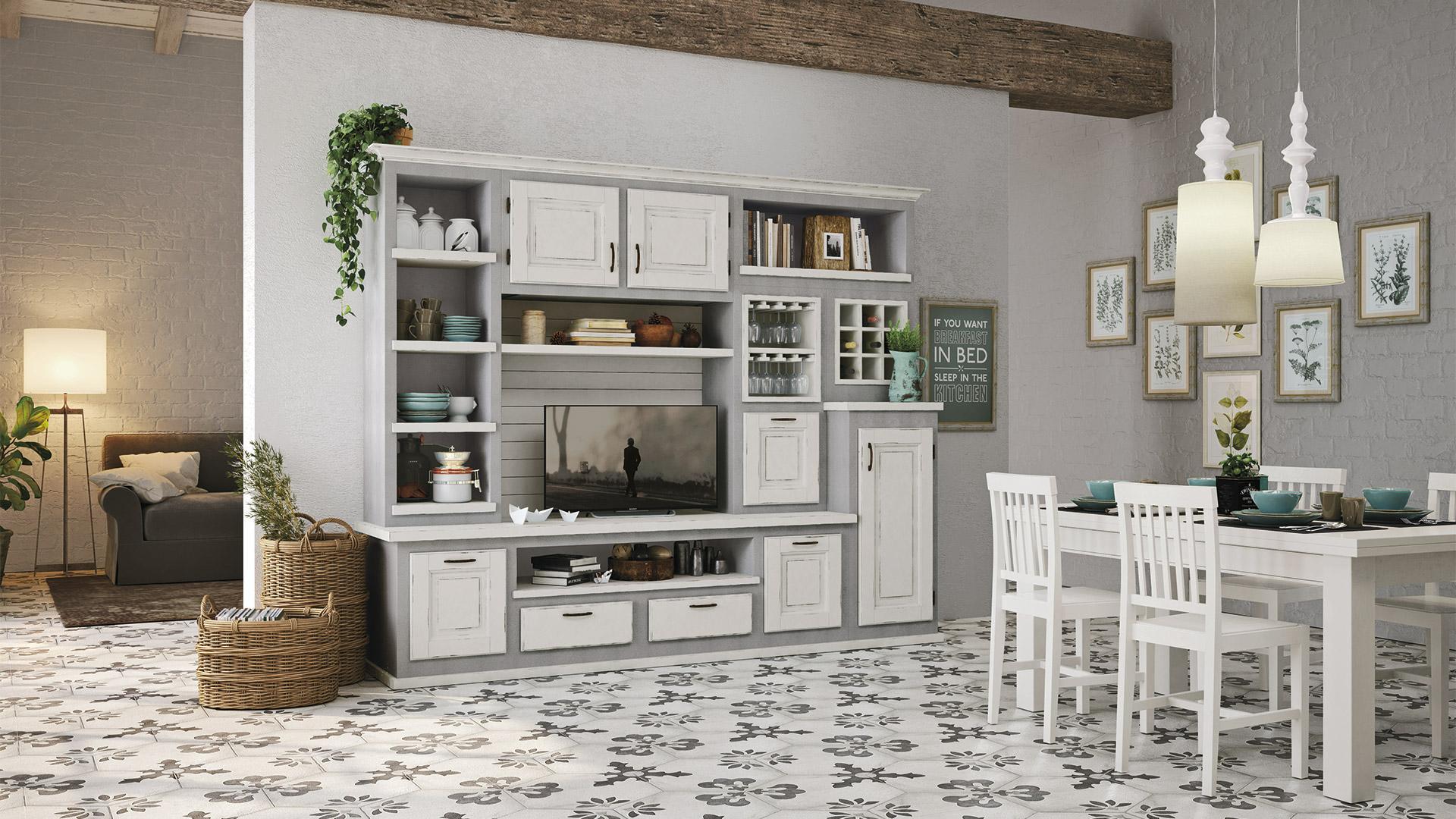 Cucina Onelia Lube Collezione Borgo Antico