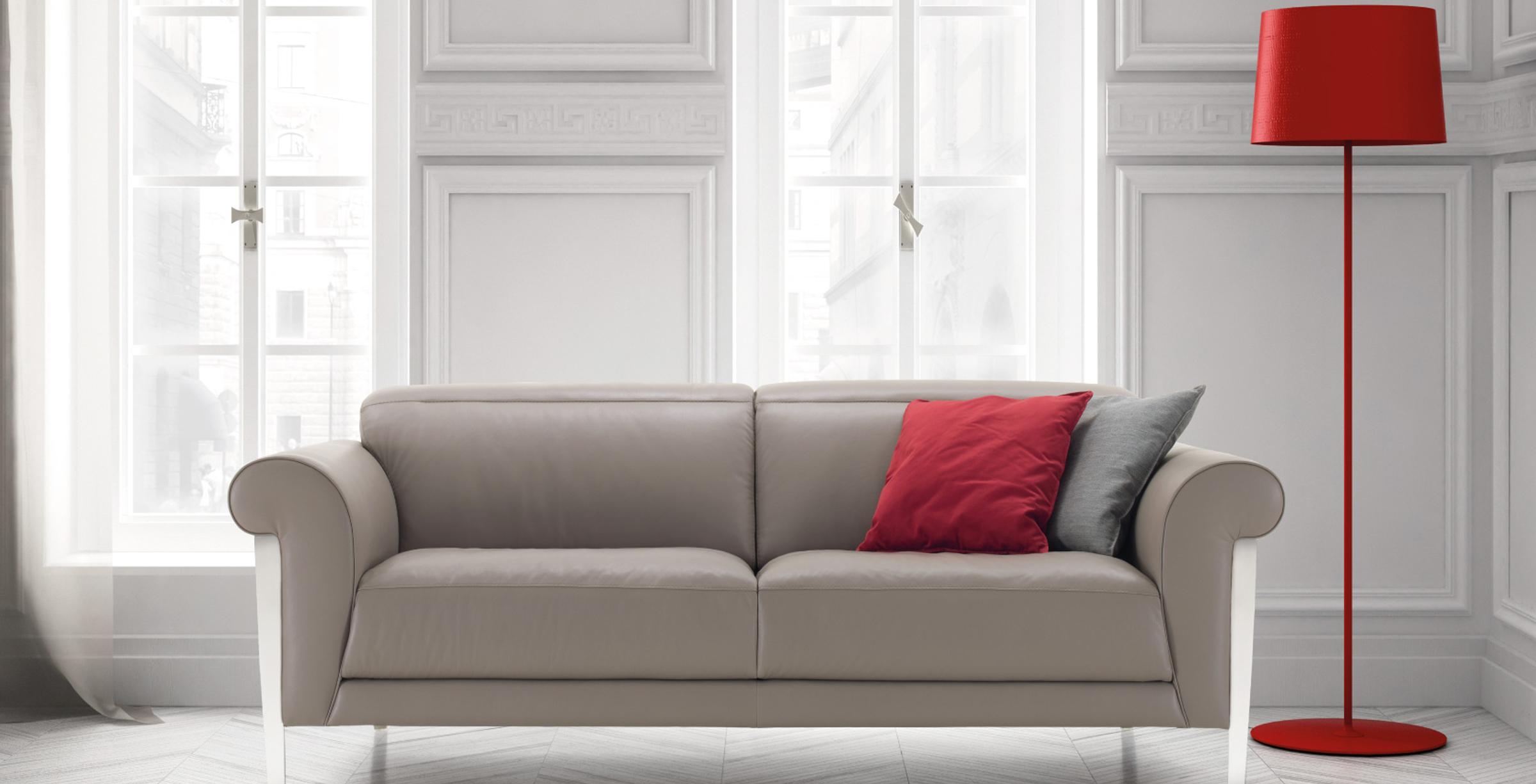 Nicoline divani e letti dal catalogo 2015 - Abitare Pesolino