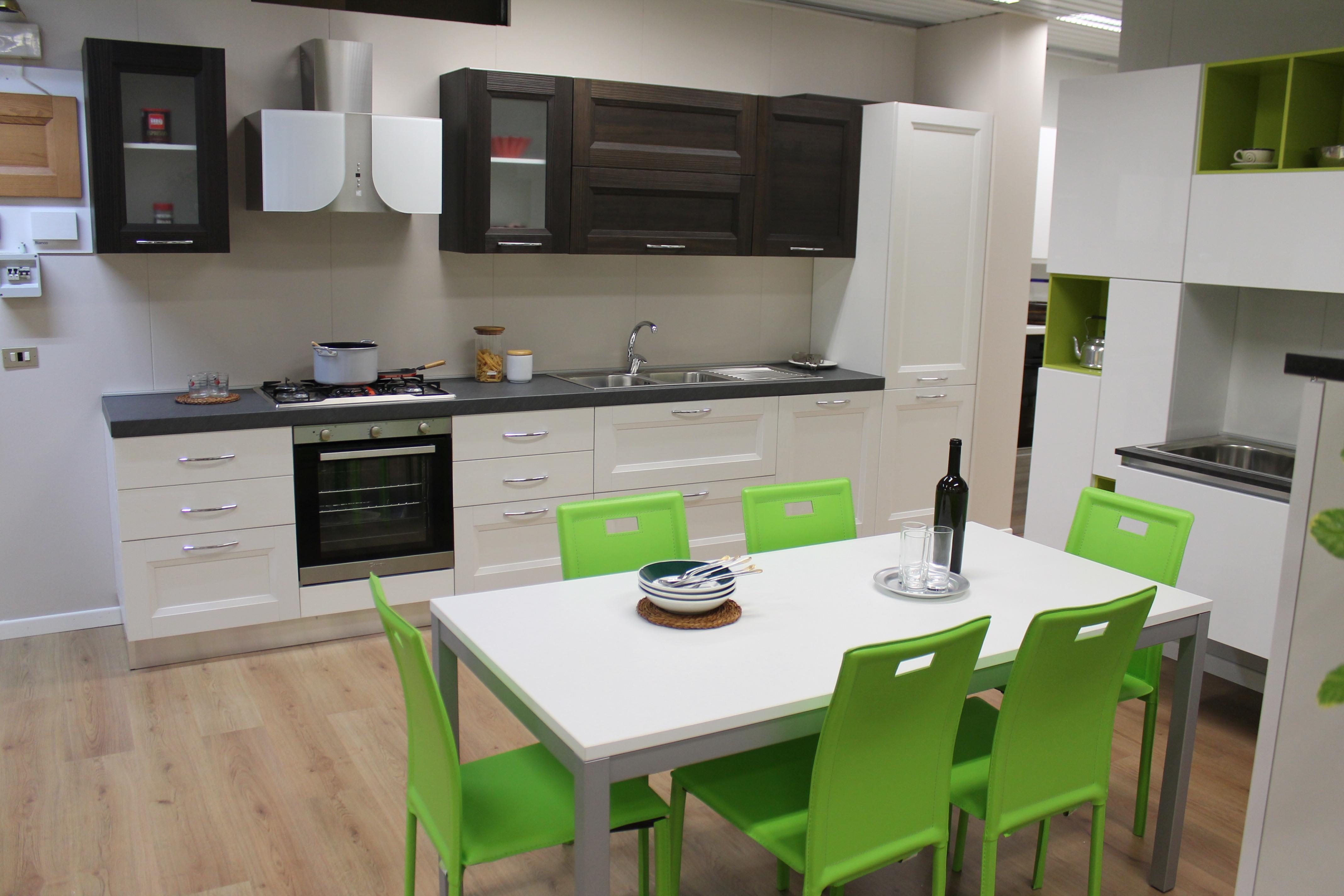 Lo stile moderno in cucina for Piani domestici contempory