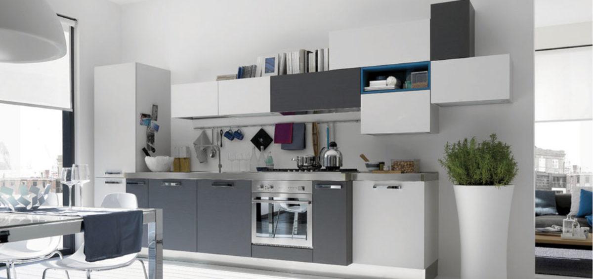 Lo stile moderno in cucina
