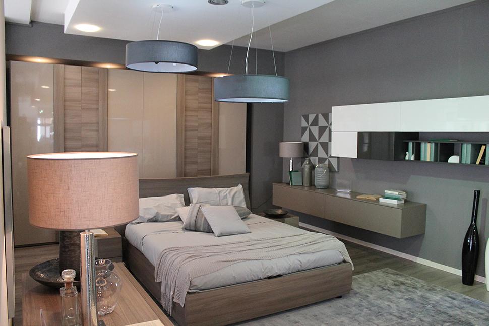 Arredamento Minimalista Camera Da Letto : Arredo di design dallo stile minimalista in un attico a milano