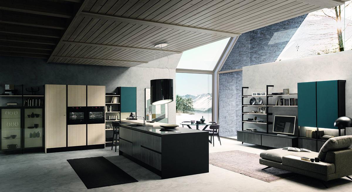 La tua nuova cucina con 1950€ in meno - Abitare Pesolino