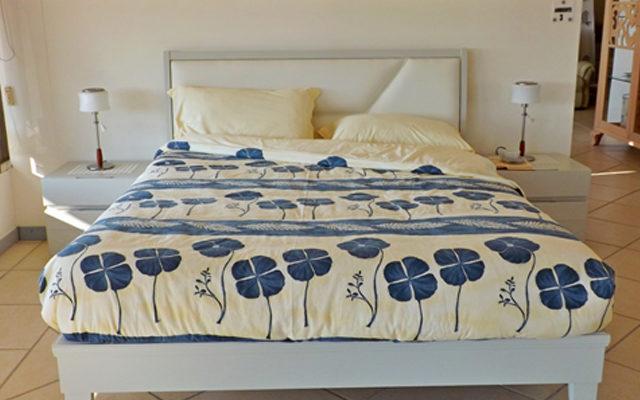 Camera da letto Tempo d'Arredo modello Infinity