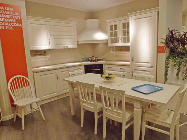 Cucina Scavolini modello Baltimora – Sconto -55% - Abitare Pesolino