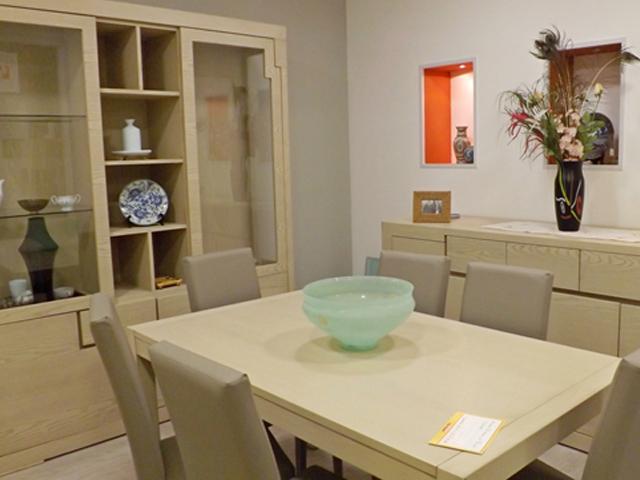 Sala da pranzo artigianale modello KIM