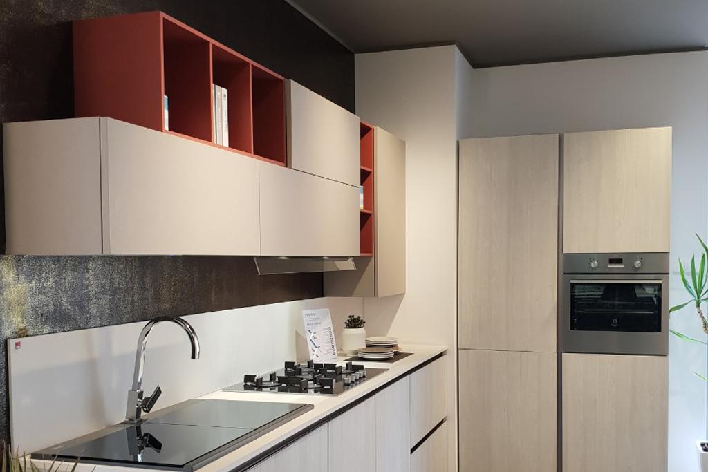 Cucina LUBE modello IMMAGINA - Sconto -65% - Abitare Pesolino