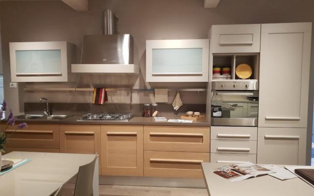 Cucina LUBE modello GALLERY