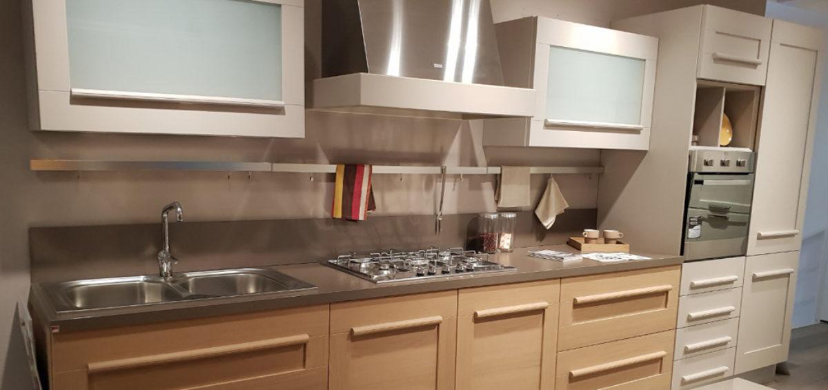 Cucina LUBE modello GALLERY - Sconto -65% - Abitare Pesolino
