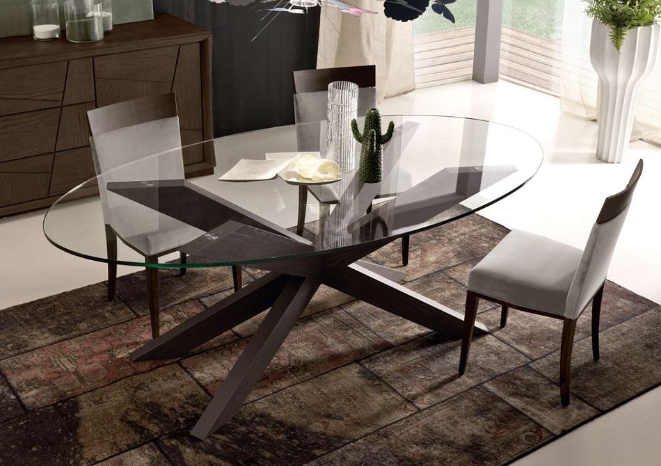 Tavoli Da Cucina Piccole Dimensioni.Scegliere Il Tavolo Da Pranzo Consigli E Suggerimenti Abitare