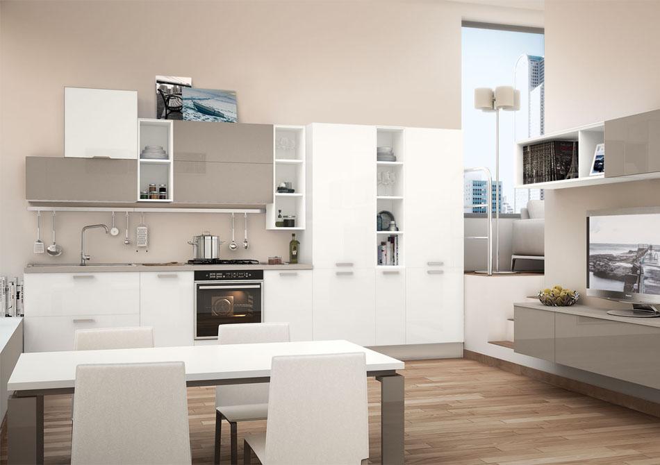 arredare una cucina piccola Lecce