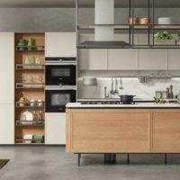 cucine lube e creo kitchen abitare pesolino a lecce e provincia