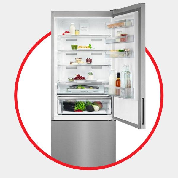 frigorifero 70 cm in omaggio con cucina lube e creo